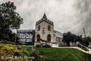 Bethel Lutheran Church Photograph