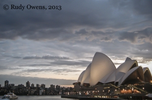 The Opera House is the modern symbol of Australia, but the unofficial national anthem celebrates the swagman of which Davidson writes in a 1970s context.