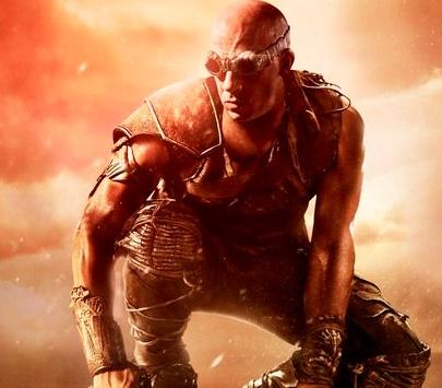 Vin Diesel Riddick, 2013 Film