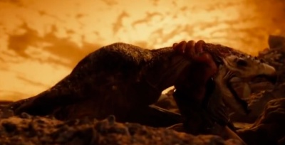 Opening Scene of Riddick Photo
