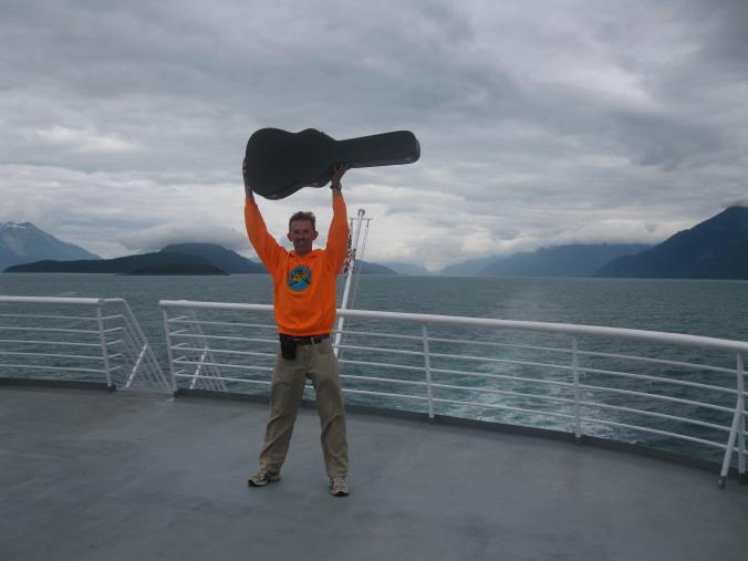 Rudy Owens Leaving Alaska