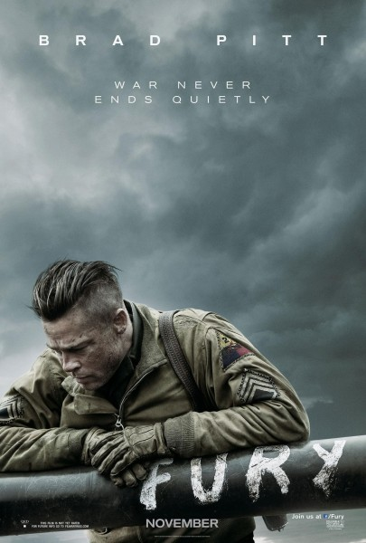 "Brad Pitt as Don ""Wardaddy"" Collier"