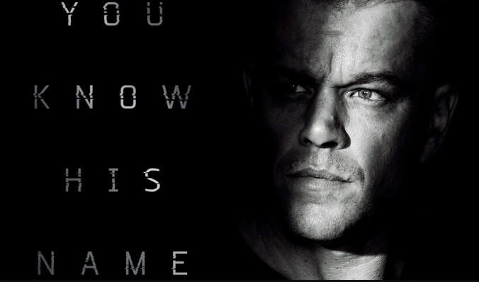 Jason Bourne, a man on a mission, to find out who he is--something most adoptees share.