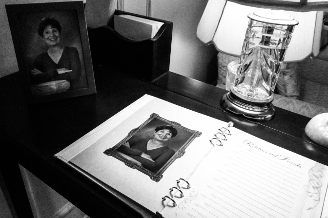 Remembrance Book for MaryAnne